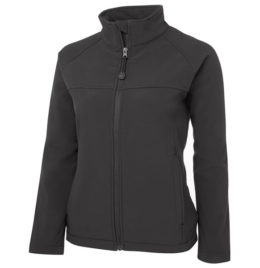 Womens Long Sleeve Zip-up Jumper