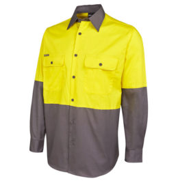 Hi-Viz Long Sleeve Shirt
